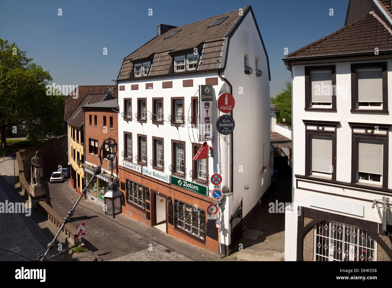 Germany, North Rhine Westphalia, Moenchengladbach, Abteiberg - Stock Image