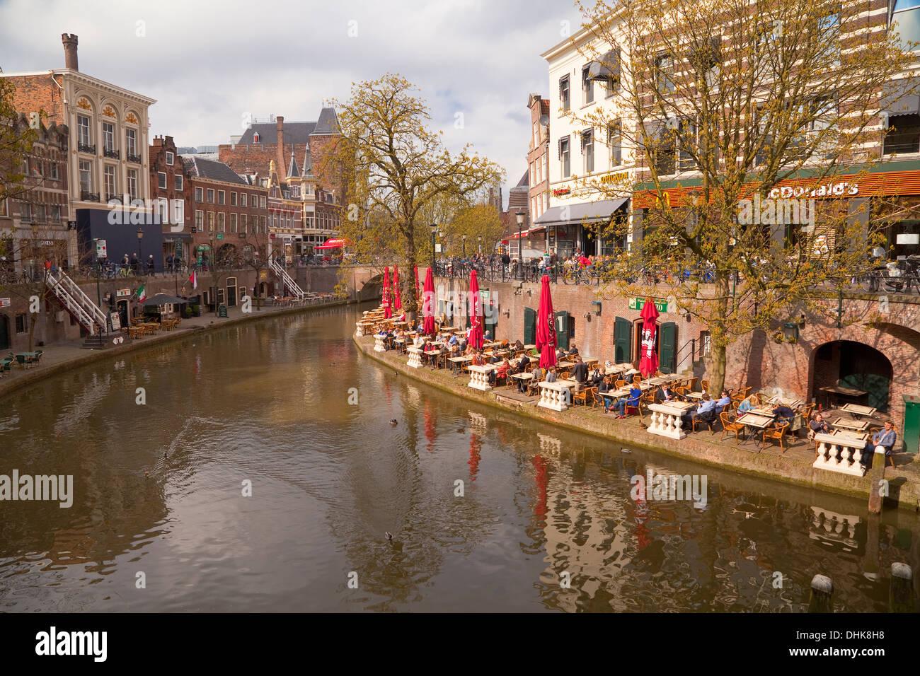 Europe, Netherlands, Utrecht - Stock Image