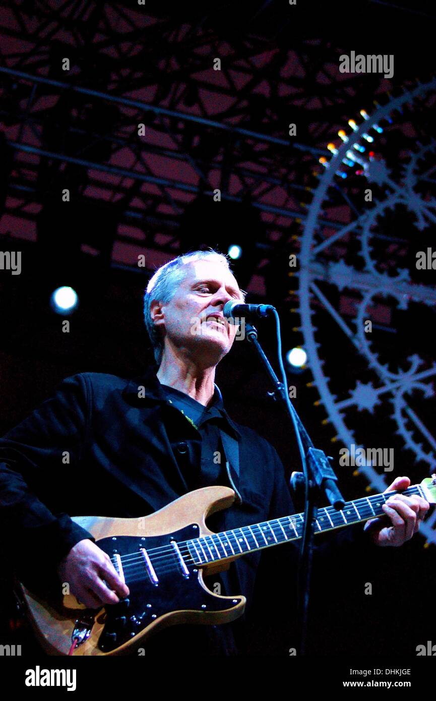 Austin, Texas, USA. 9th Nov, 2013. Founder and guitarist Tom Verlaine of the band Television performing live at Fun, Fun, Fun, Fest in Austin, Texas on 11/9/2013. © Jeff Newman/Globe Photos/ZUMAPRESS.com/Alamy Live News - Stock Image
