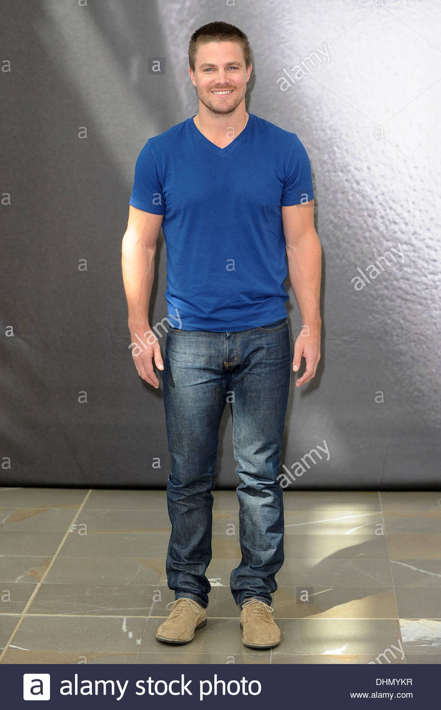 Stephen Amell - Stock Image