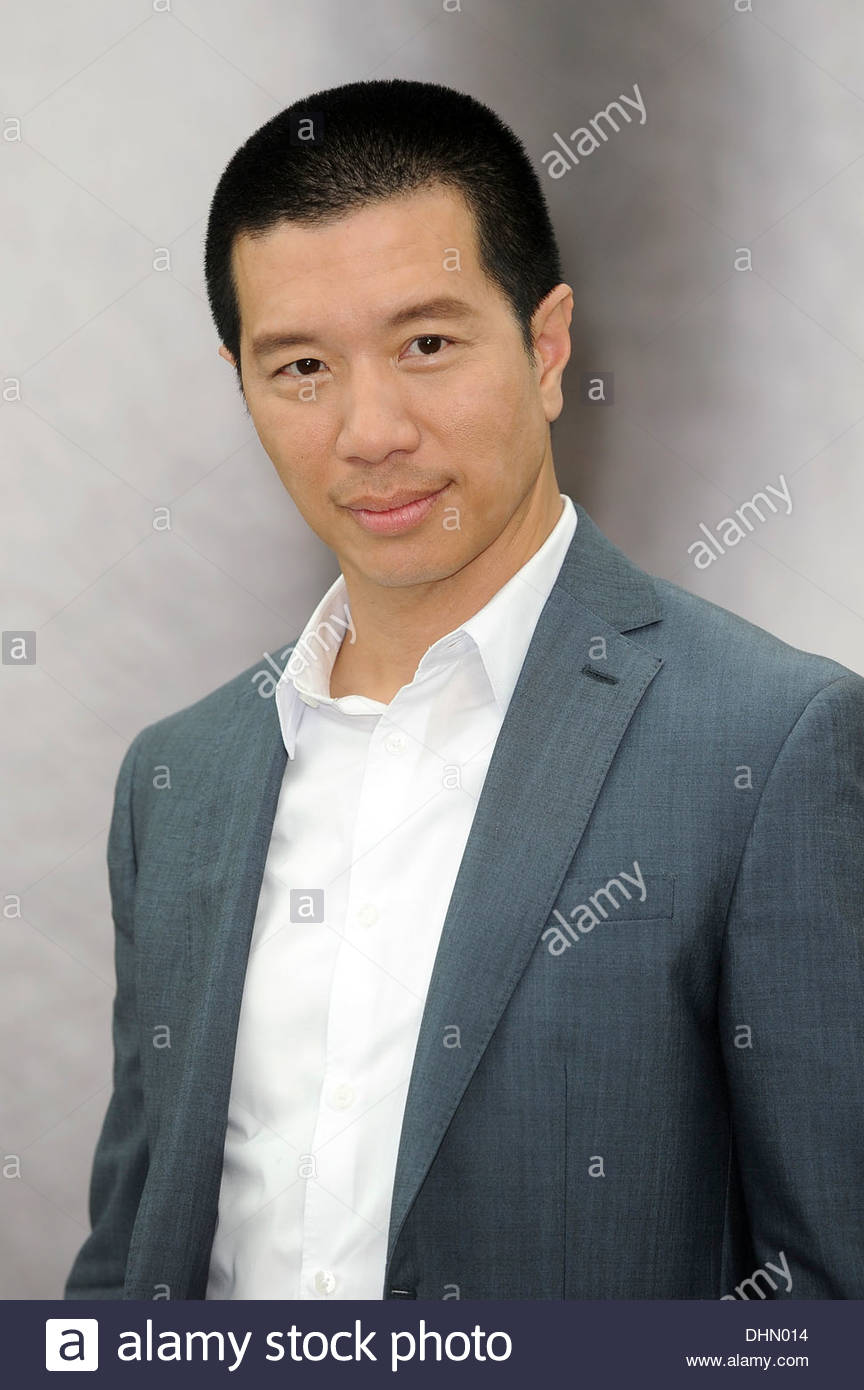 Reggie Lee - Stock Image