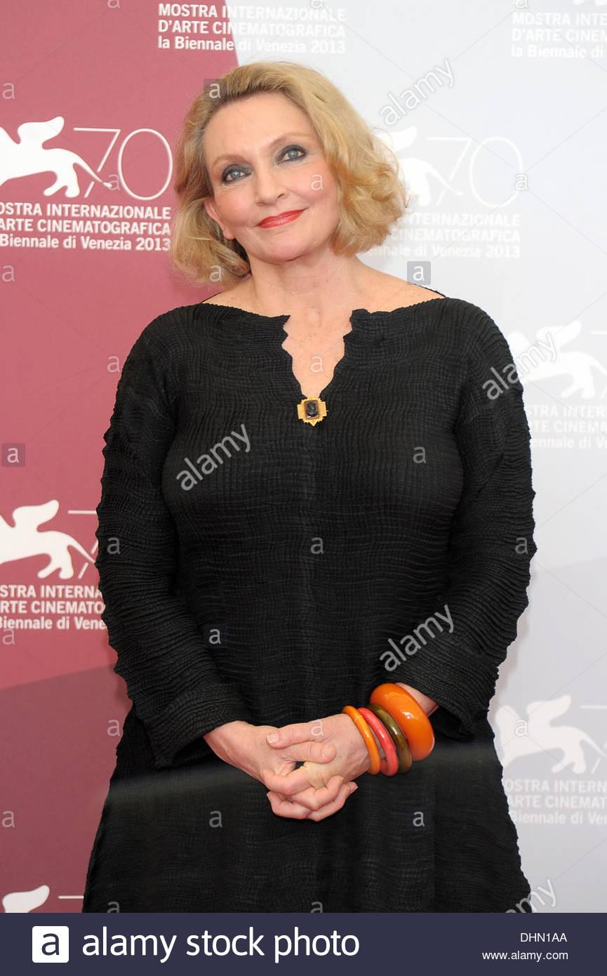 robyn davidson,70th international venice film festival - Stock Image