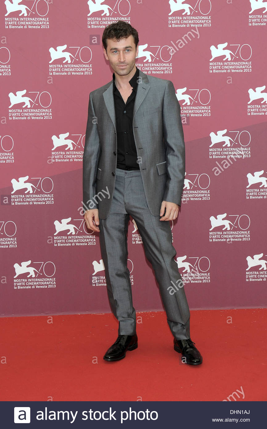 james deen,70th international venice film festival - Stock Image