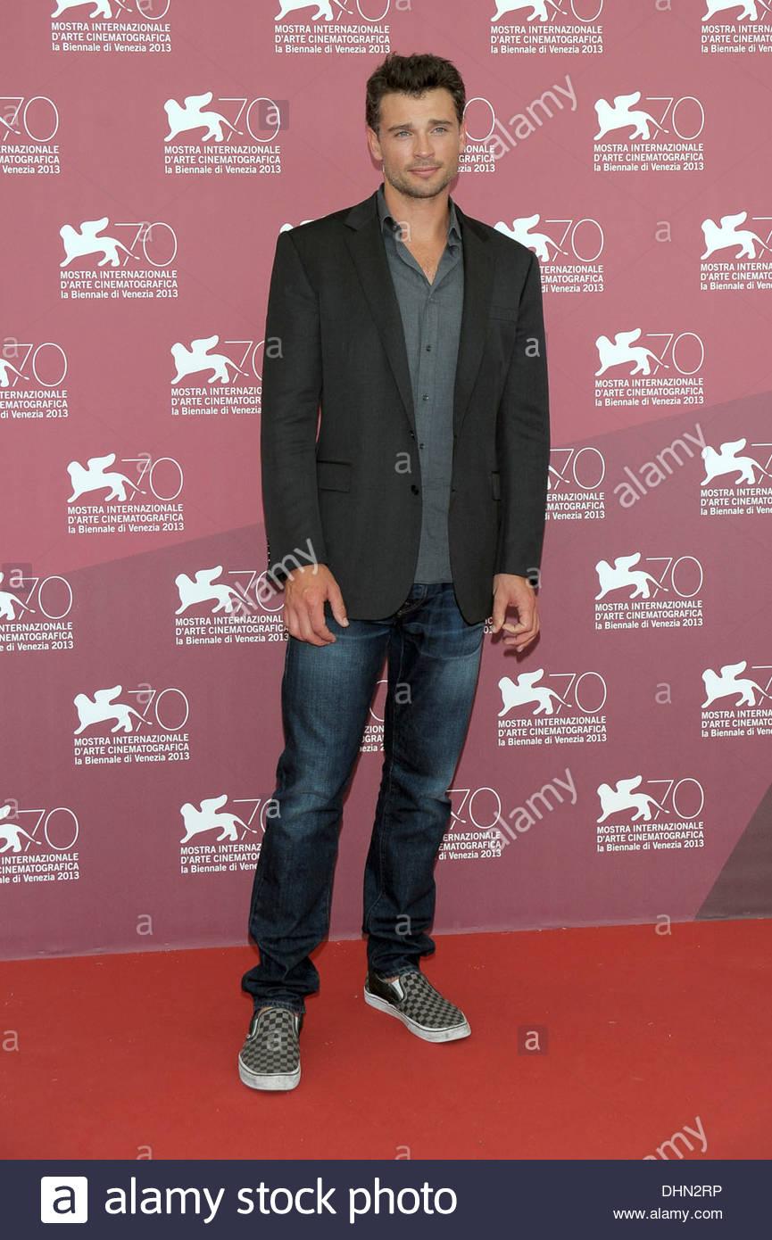 tom welling,70th international venice film festival - Stock Image