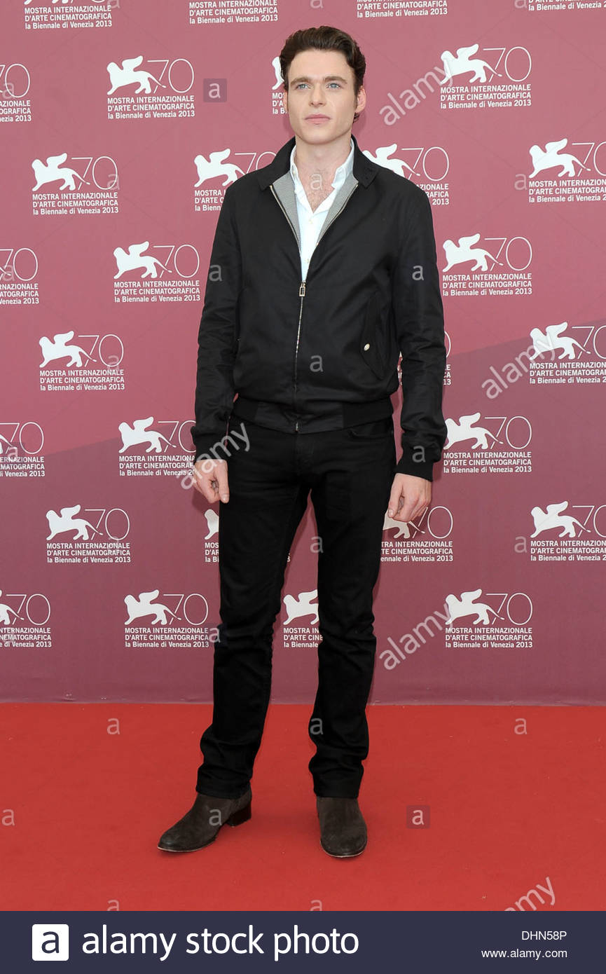 richard madden,70th international venice film festival - Stock Image