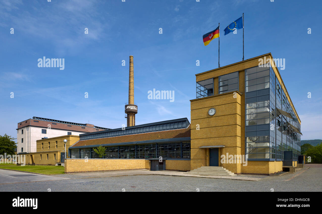 Fagus Factory, Alfeld / Leine, Lower Saxony, Germany - Stock Image