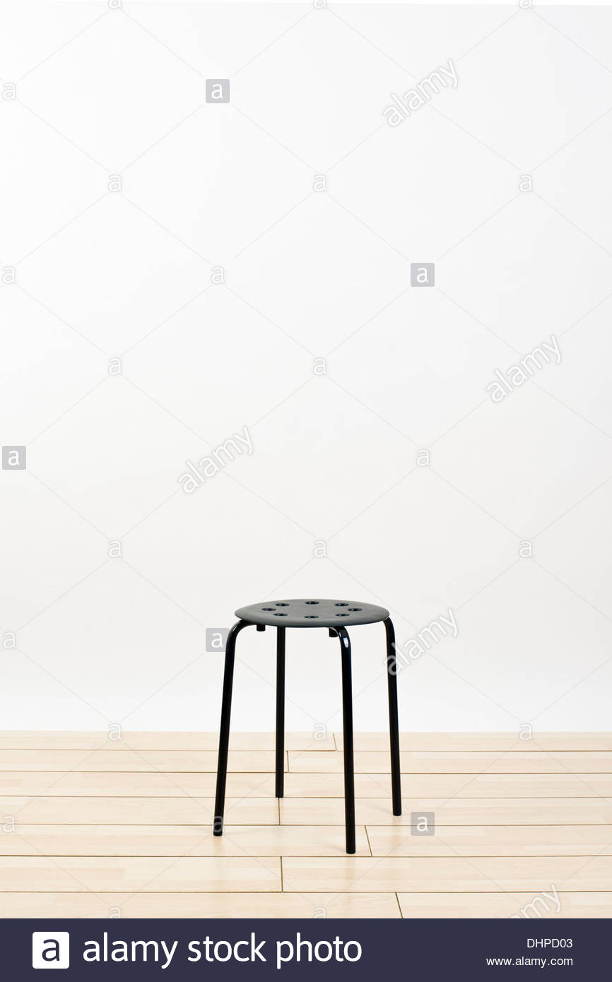 stool - Stock Image