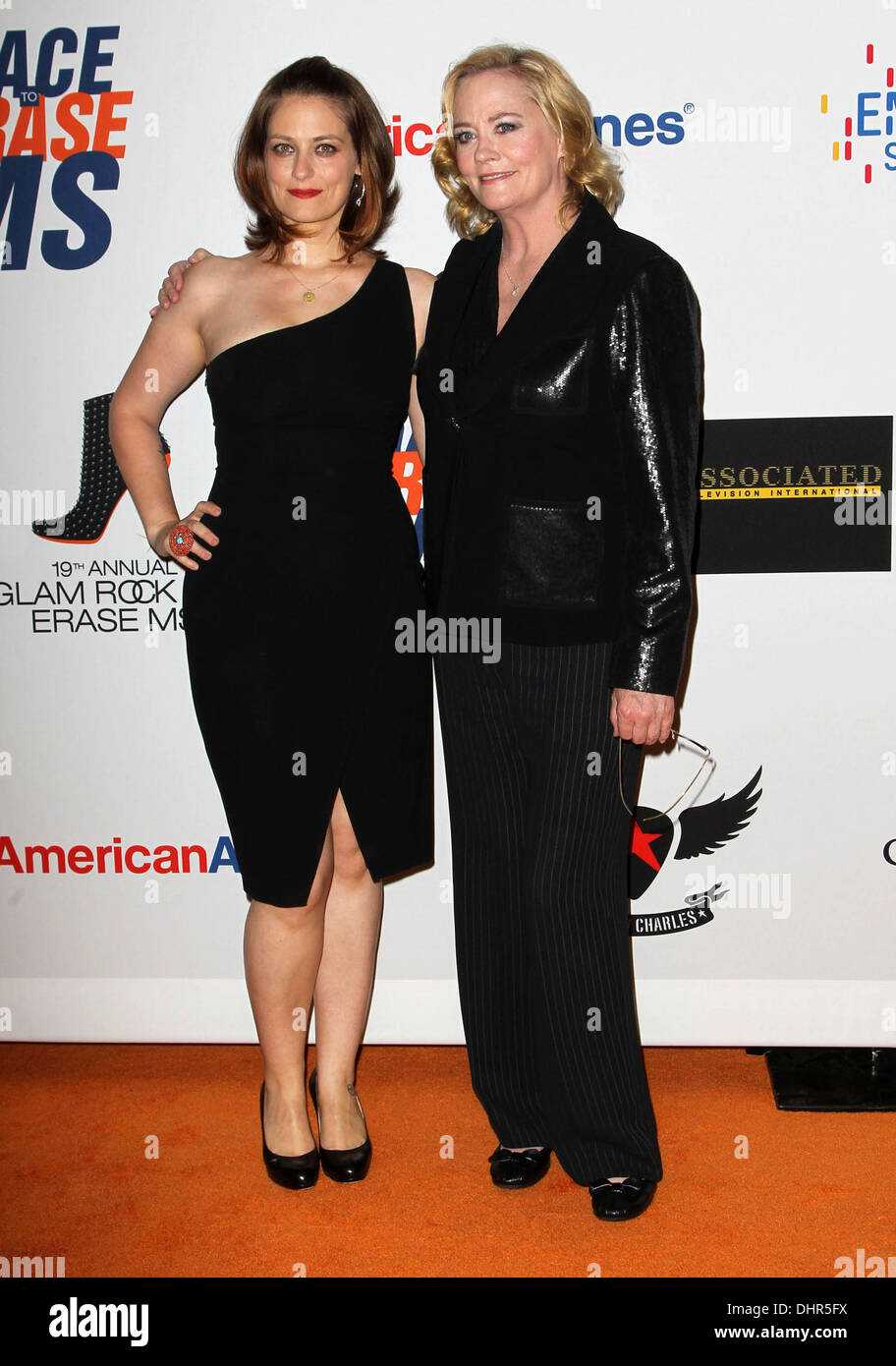 cybill shepherd and clementine ford stock photos amp cybill