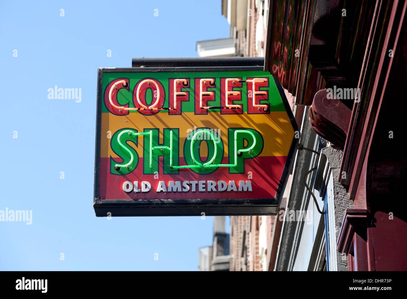Coffeeshop Niederlande
