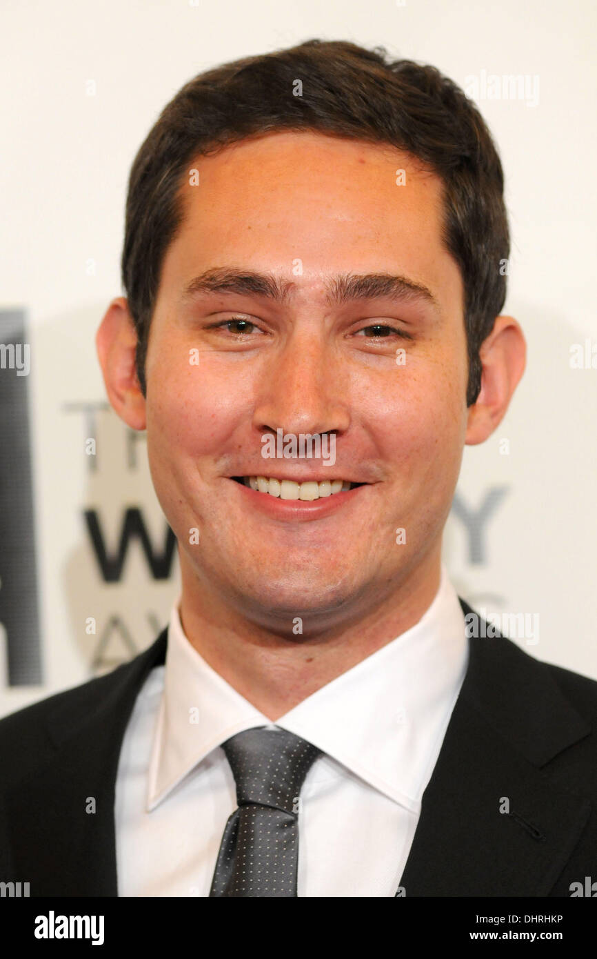 Kevin Systrom The 16th Annual Webby Awards New York City