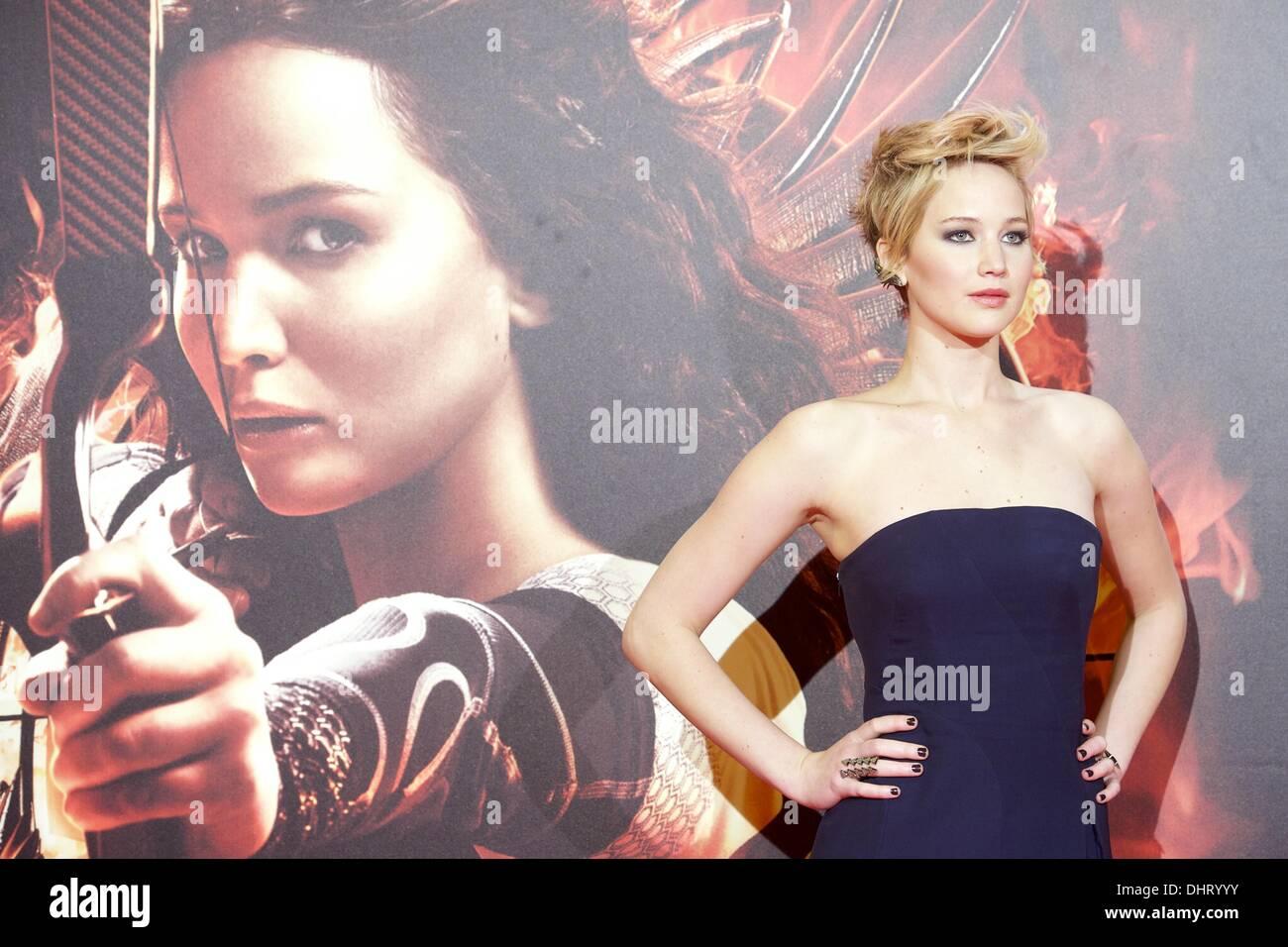 Hunger Games Katniss Everdeen Stock Photos Amp Hunger Games