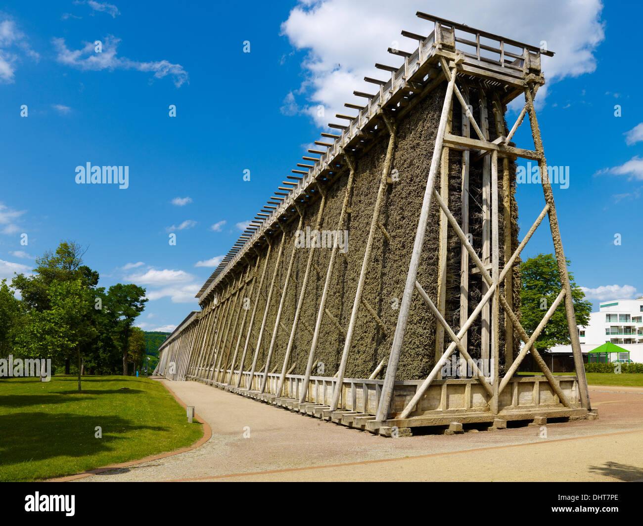 Graduation tower, Bad Kösen, Saxony-Anhalt, Germany - Stock Image