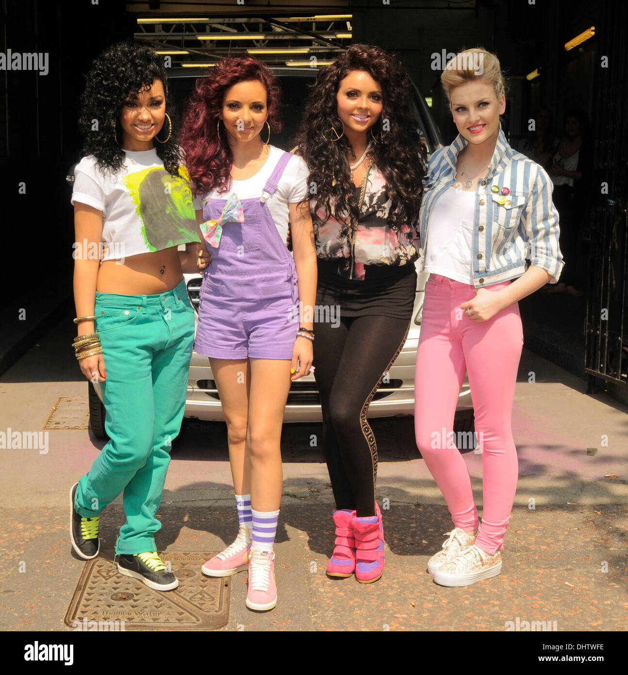 Leigh Anne Pinnock Jade Thirlwall Jesy Nelson Perrie Edwards Of