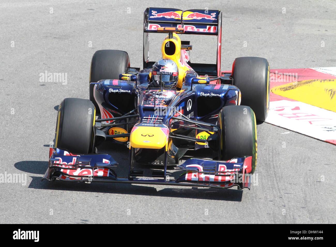 Sebastian VETTEL Germany D Red Bull Racing Renault F1