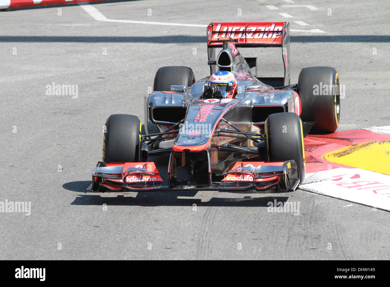 fa63c9d1393 Mclaren Mercedes F1 Stock Photos   Mclaren Mercedes F1 Stock Images ...