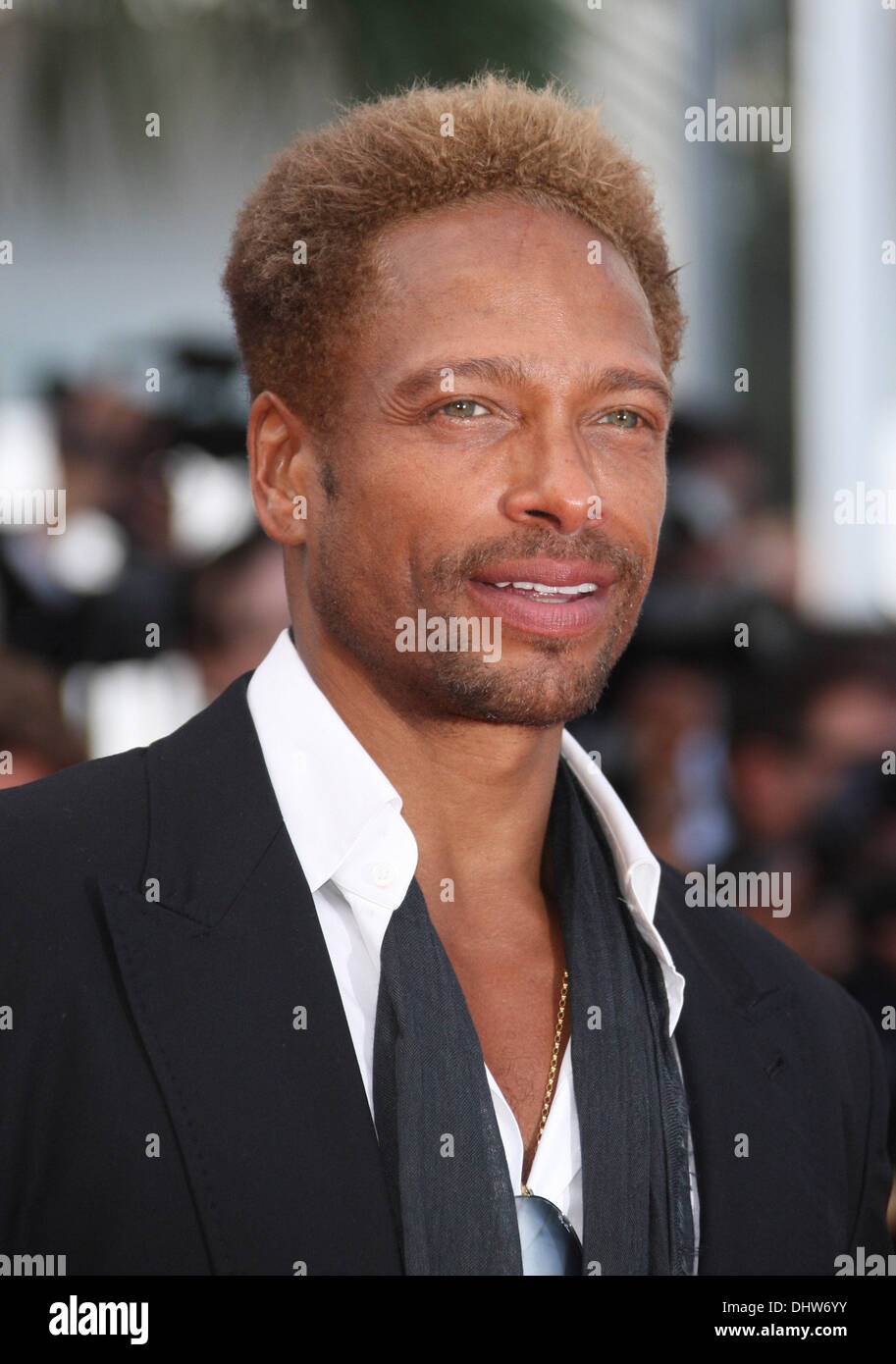Gary Dourdan 'Mud' premiere during the 65th annual Cannes Film Festival Cannes, France - 26.05.12 Stock Photo