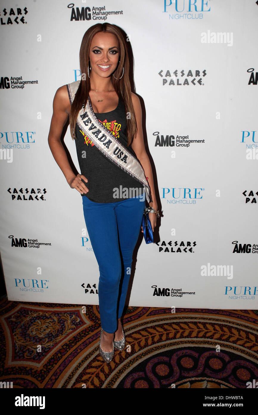 Miss Nevada USA 2012 - Jade Kelsall post pageant interview