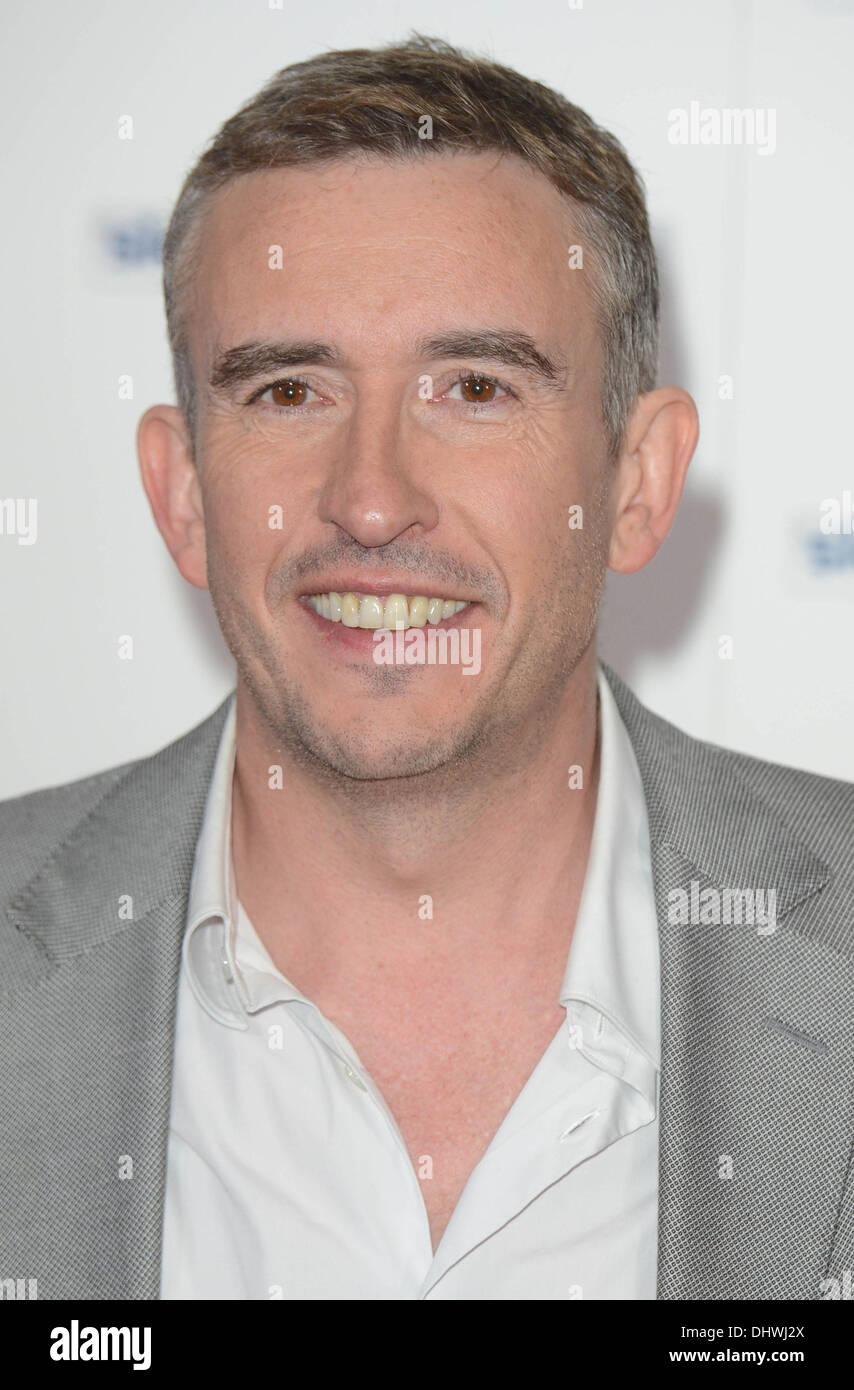 Steve Coogan   at the Sky Atlantic launch at The Electric Cinema, Notting Hill London, England- 31.05.12 - Stock Image