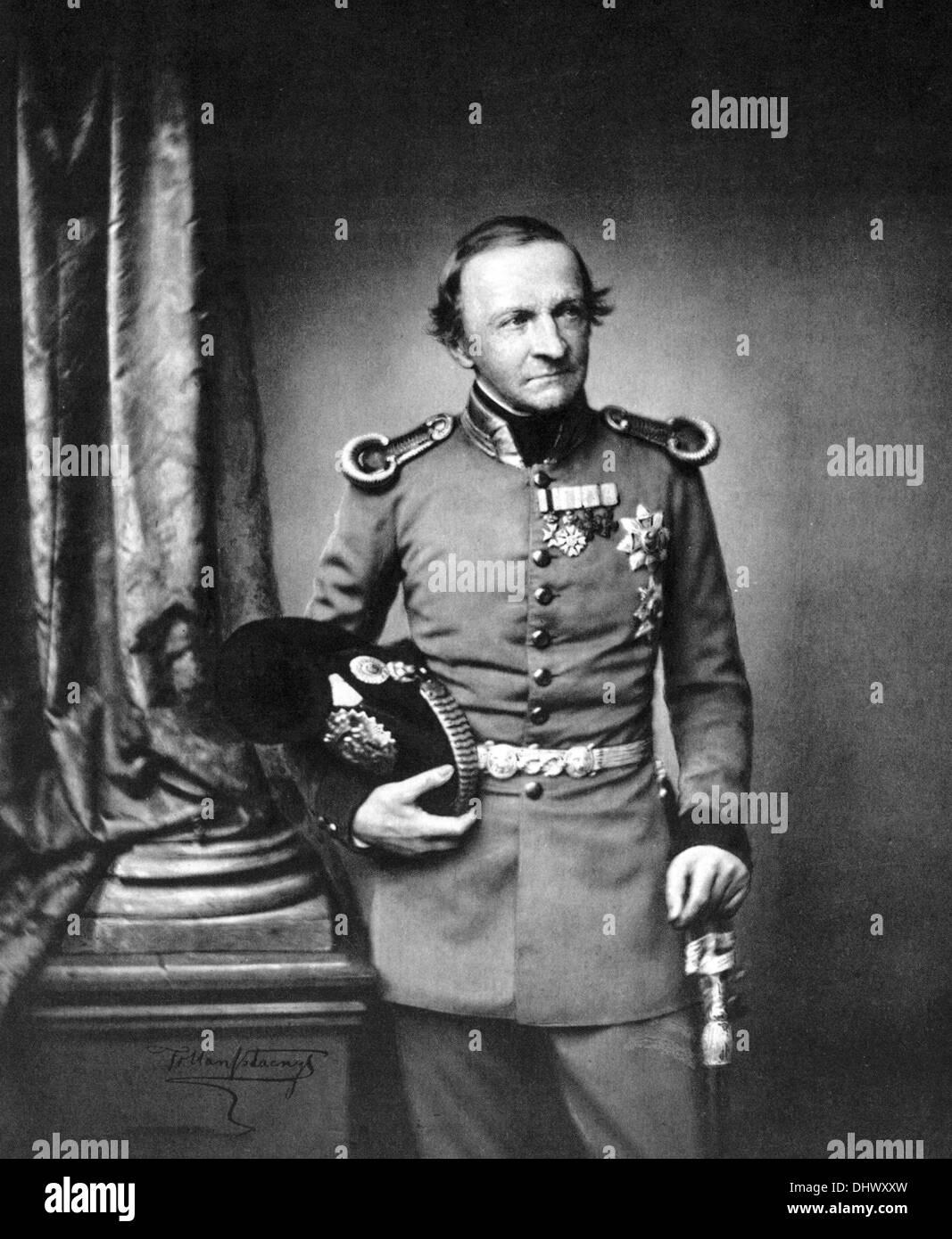 Ludwig I of Bavaria - Stock Image