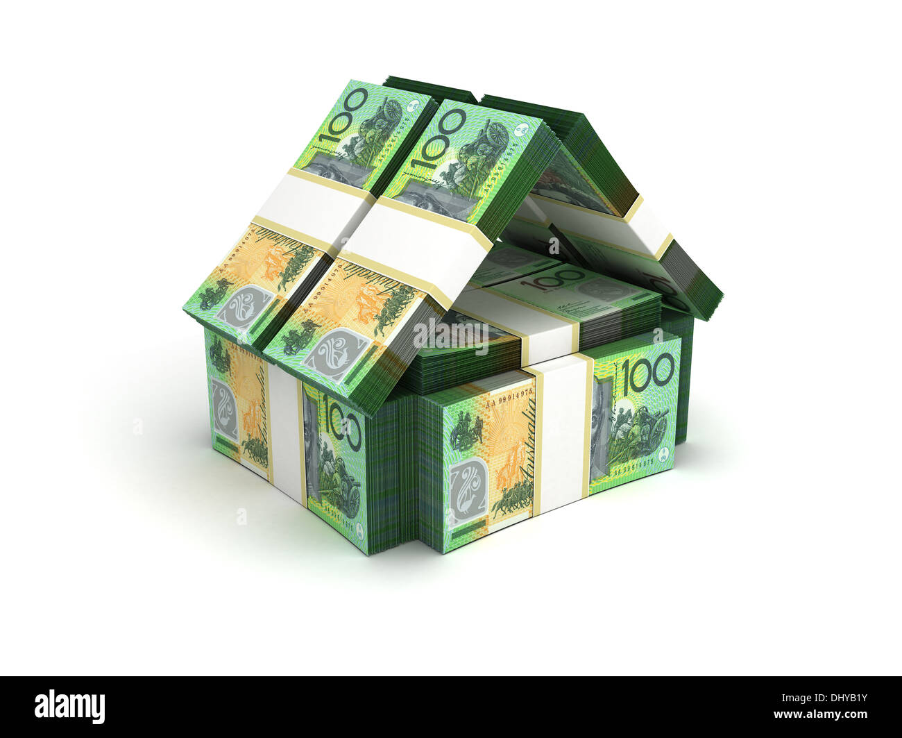 Currency Symbol Australian Dollar Made Stock Photos Currency