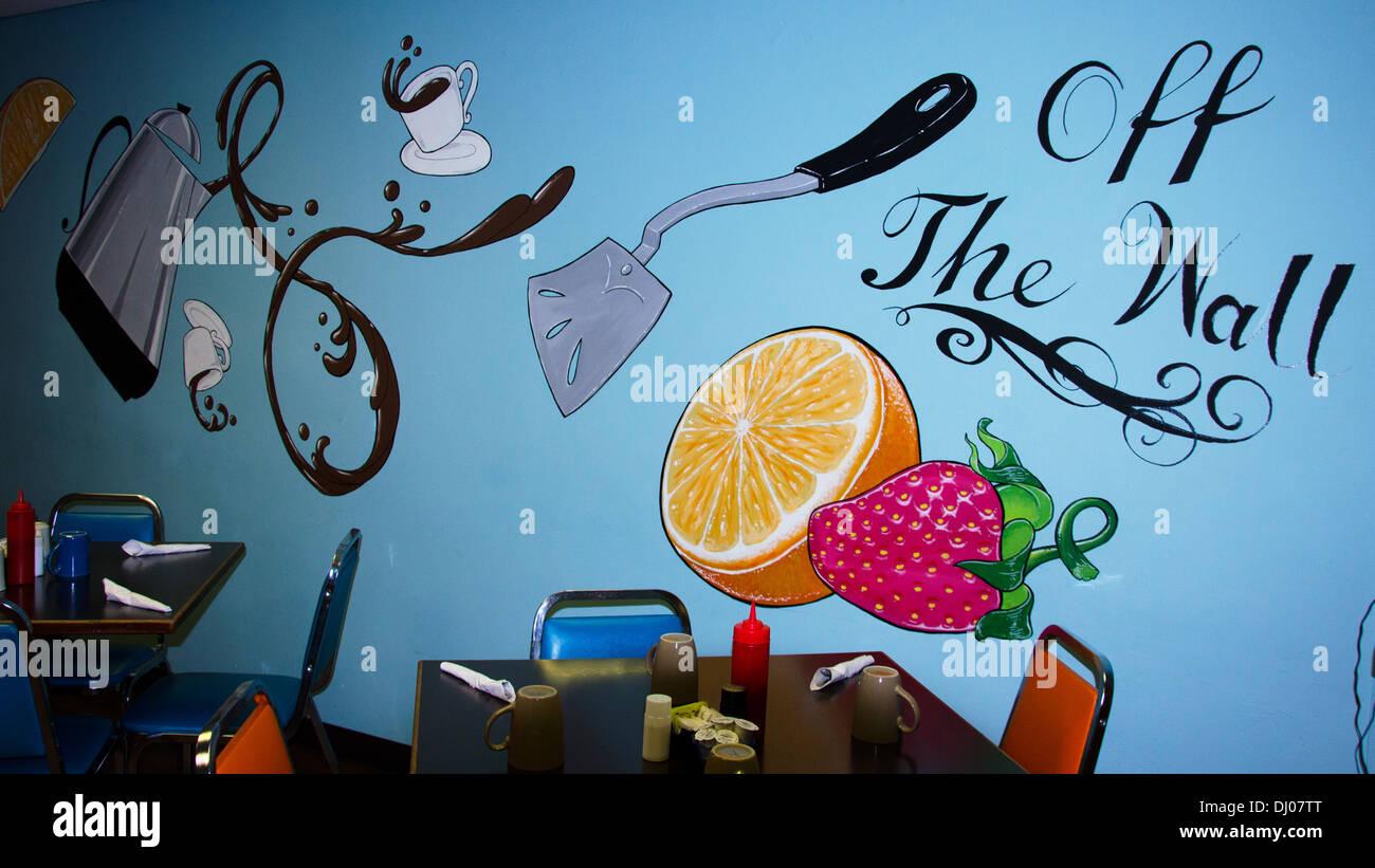 Cafe Graffiti Menu