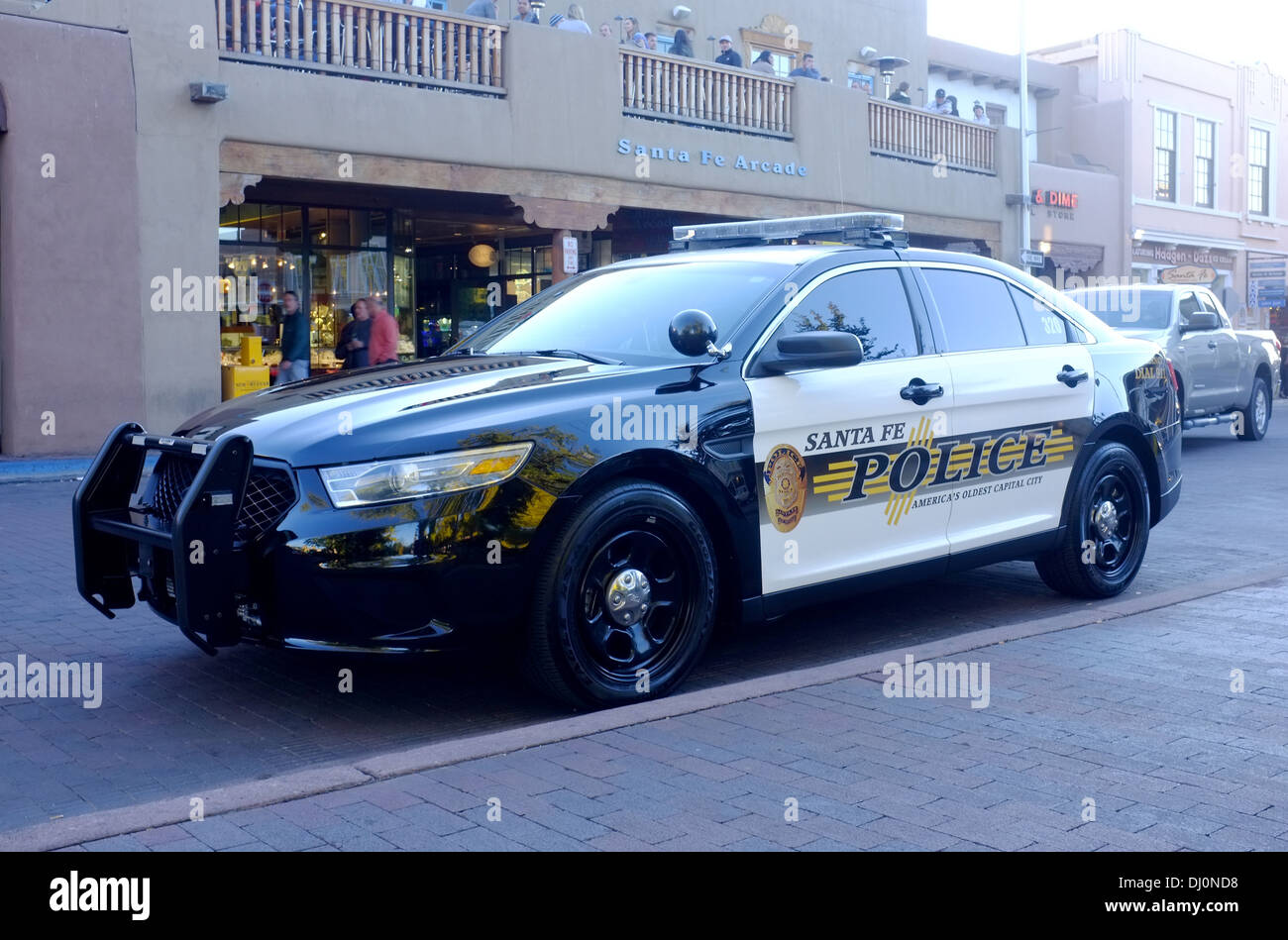 2013 ford taurus police interceptor in santa fe, new mexico - new