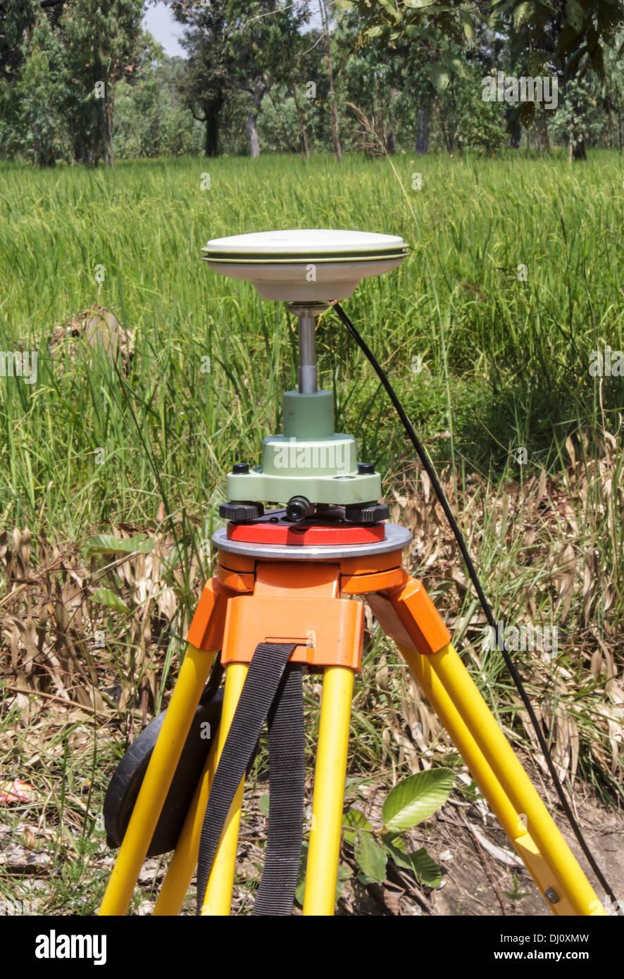 Gps Surveying Stock Photos & Gps Surveying Stock Images - Alamy