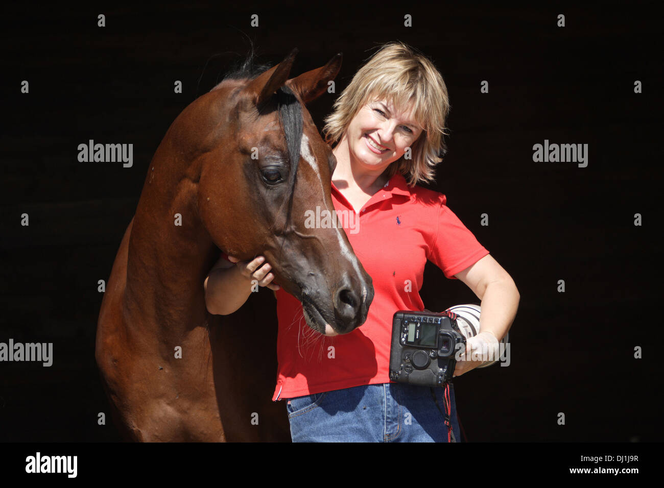 Professional Photographer And Family High Resolution Stock Photography And Images Alamy