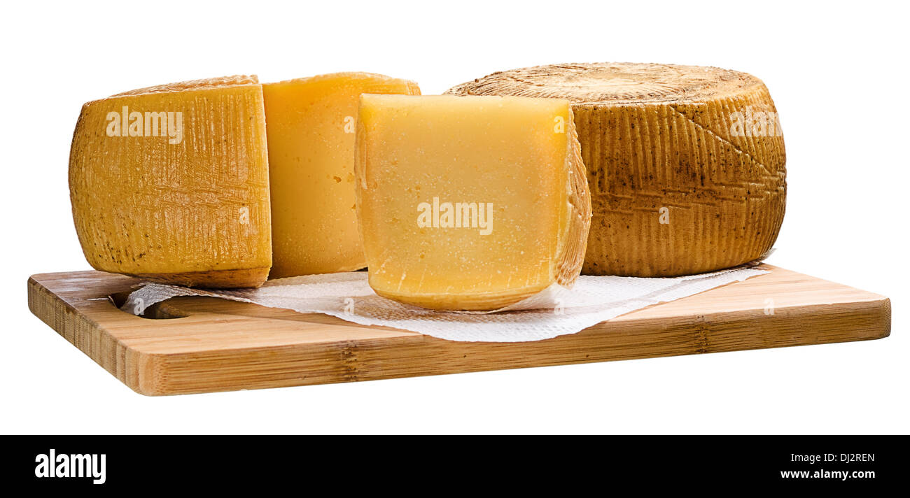 exclusive cheese is very close. Images collected from multiple images to increase the area of focus - Stock Image