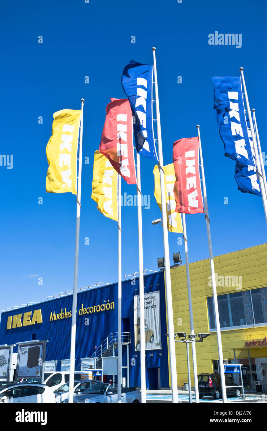 ikea flags stock photos ikea flags stock images alamy. Black Bedroom Furniture Sets. Home Design Ideas