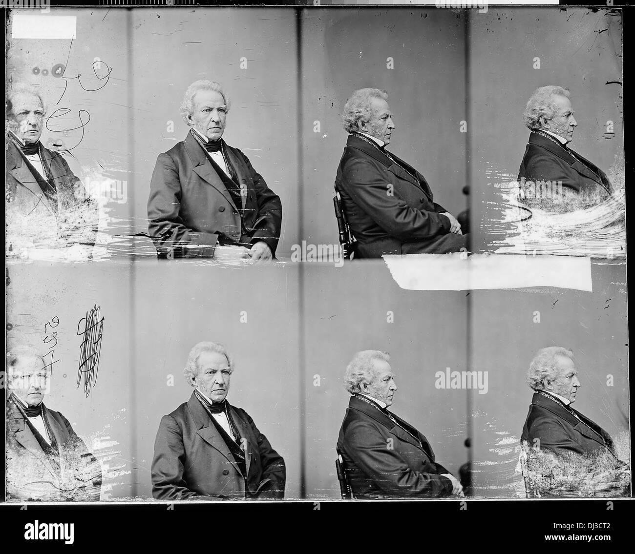 Judge James M. Wayne, U.S. Supreme Court 221 - Stock Image