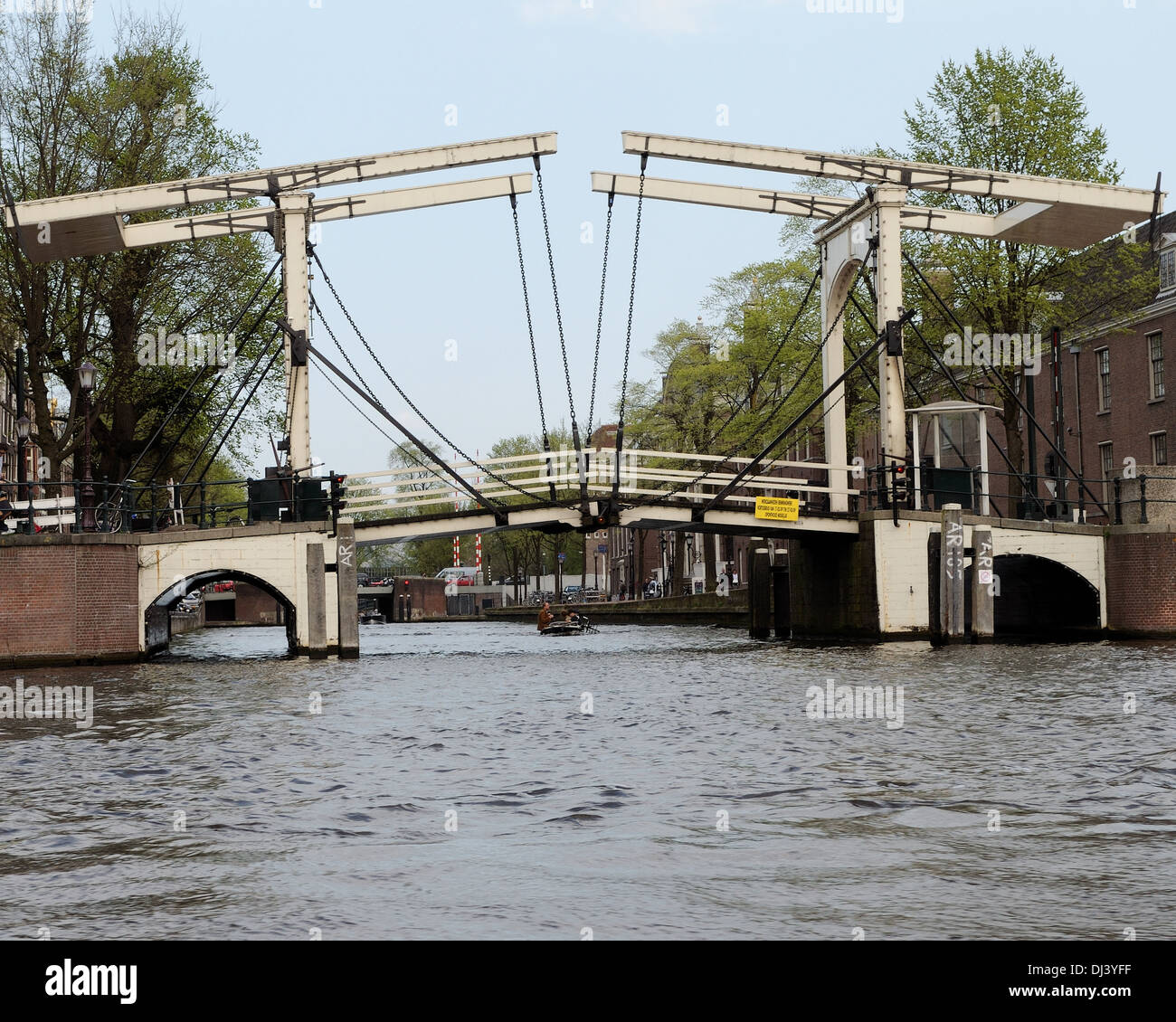 Lift Bridge - Stock Image