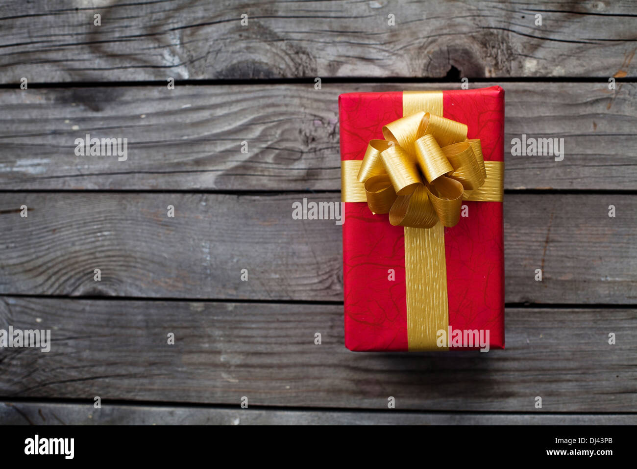 gift for holiday - Stock Image