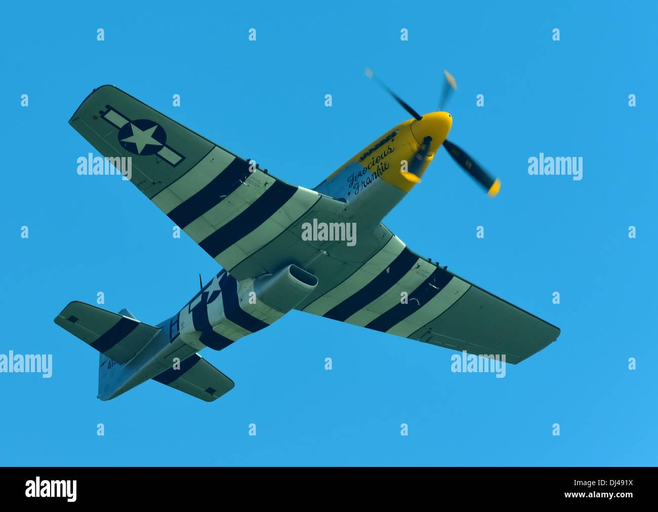 Mustang Fighter Plane Fighter Planes Of World War 2 Usaf