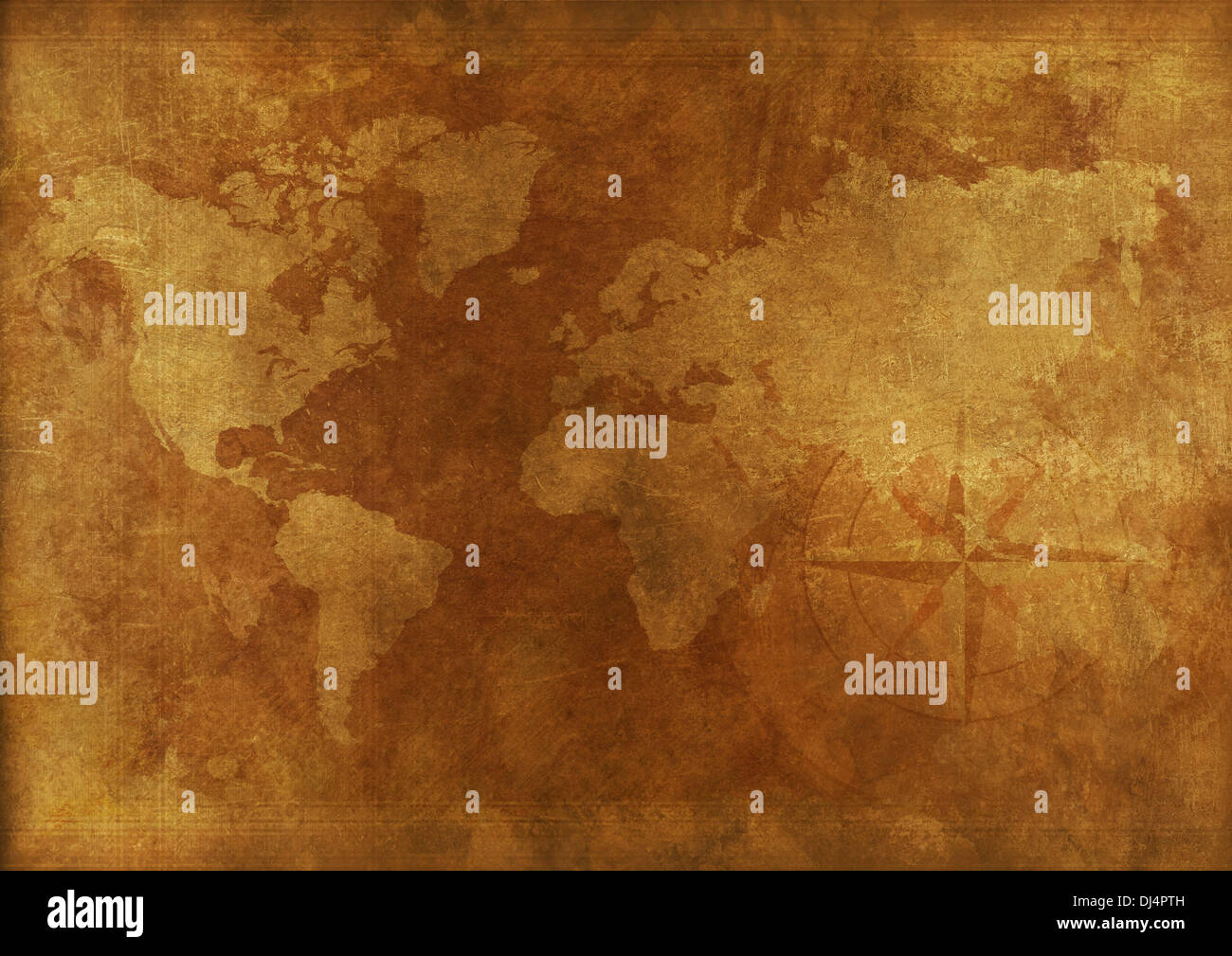 Aged world map vintage background backgrounds collection stock aged world map vintage background backgrounds collection gumiabroncs Gallery