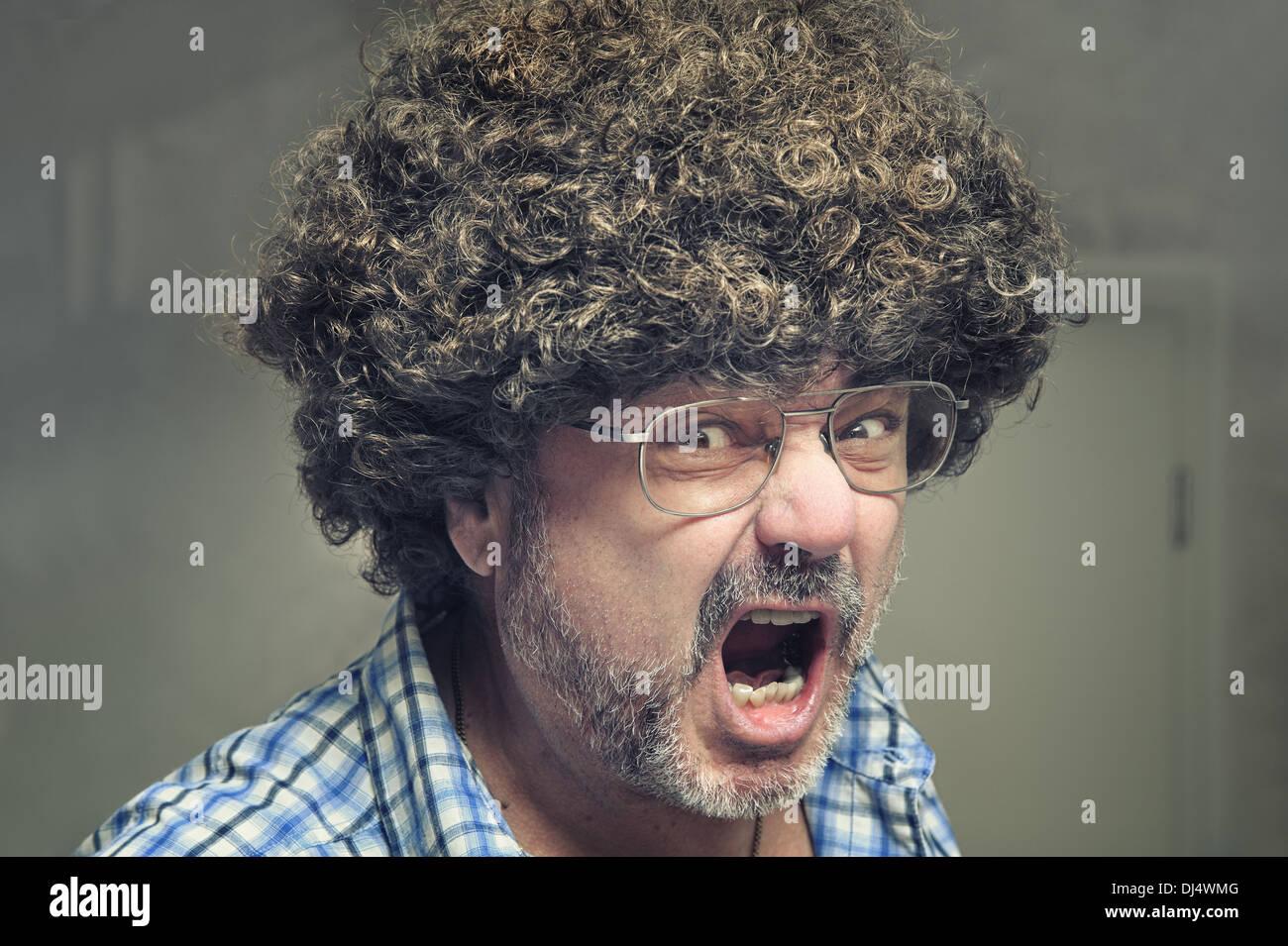 Afro Frisur Mann Stock Photos Afro Frisur Mann Stock Images Alamy