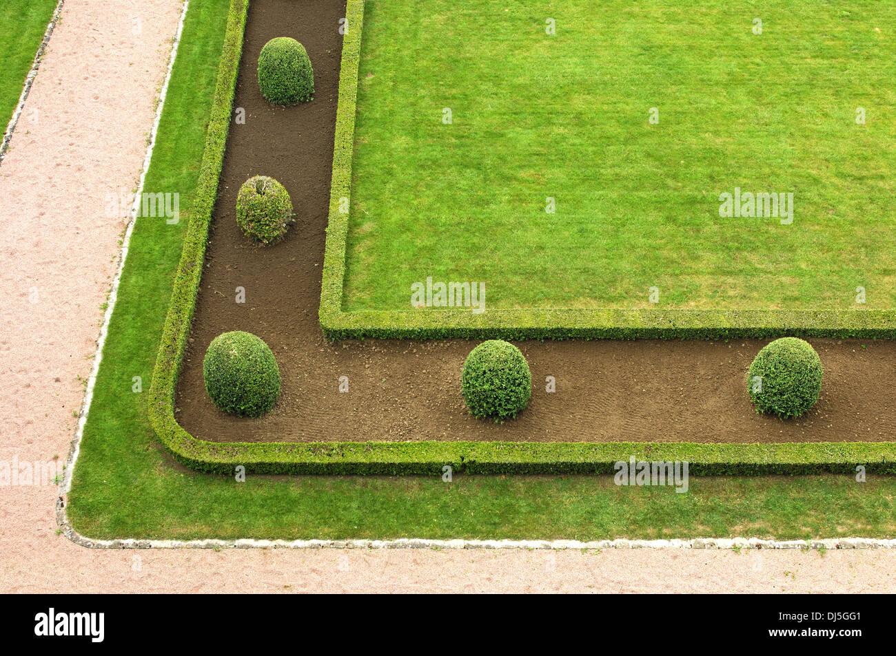 The art of gardening Stock Photo