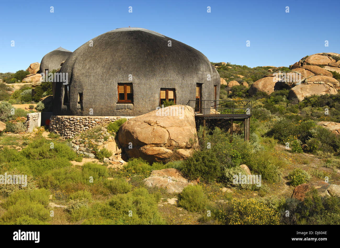 Namakwa Mountain Suite, Südafrika - Stock Image