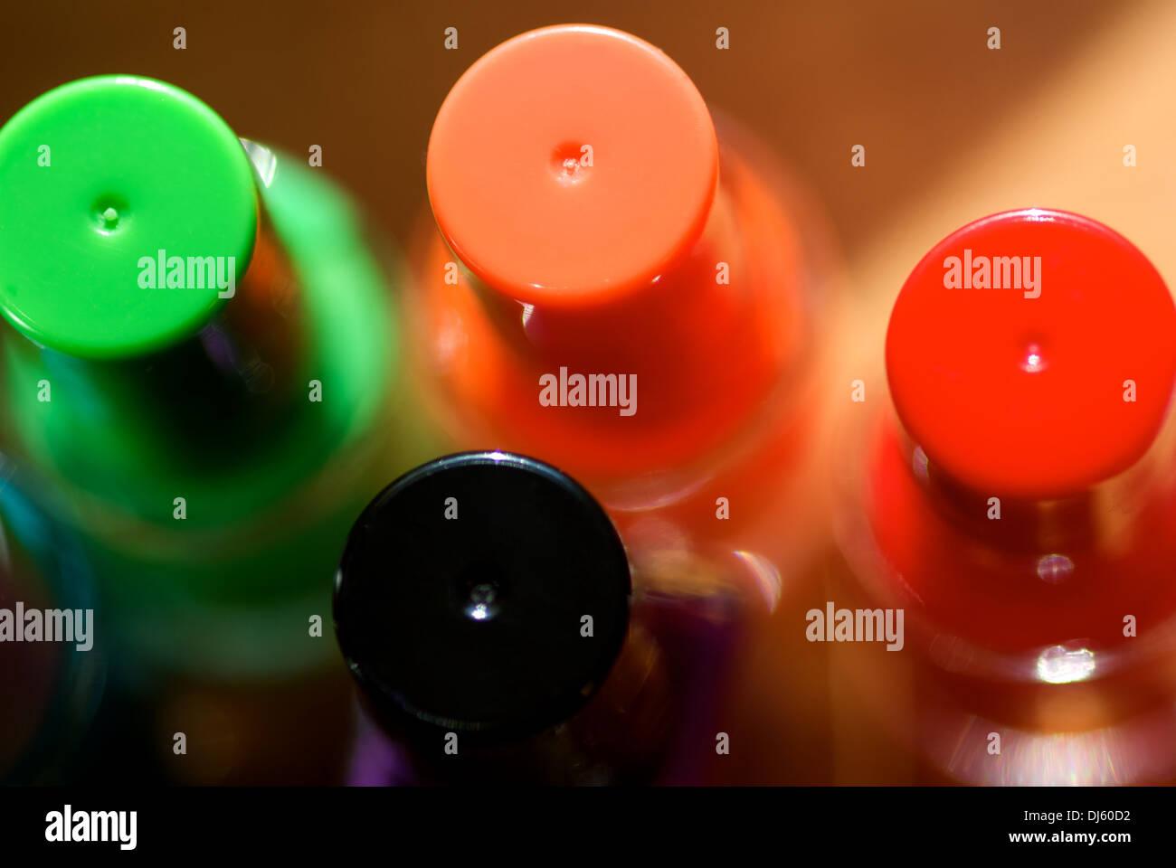 Colourfull 23 - Stock Image
