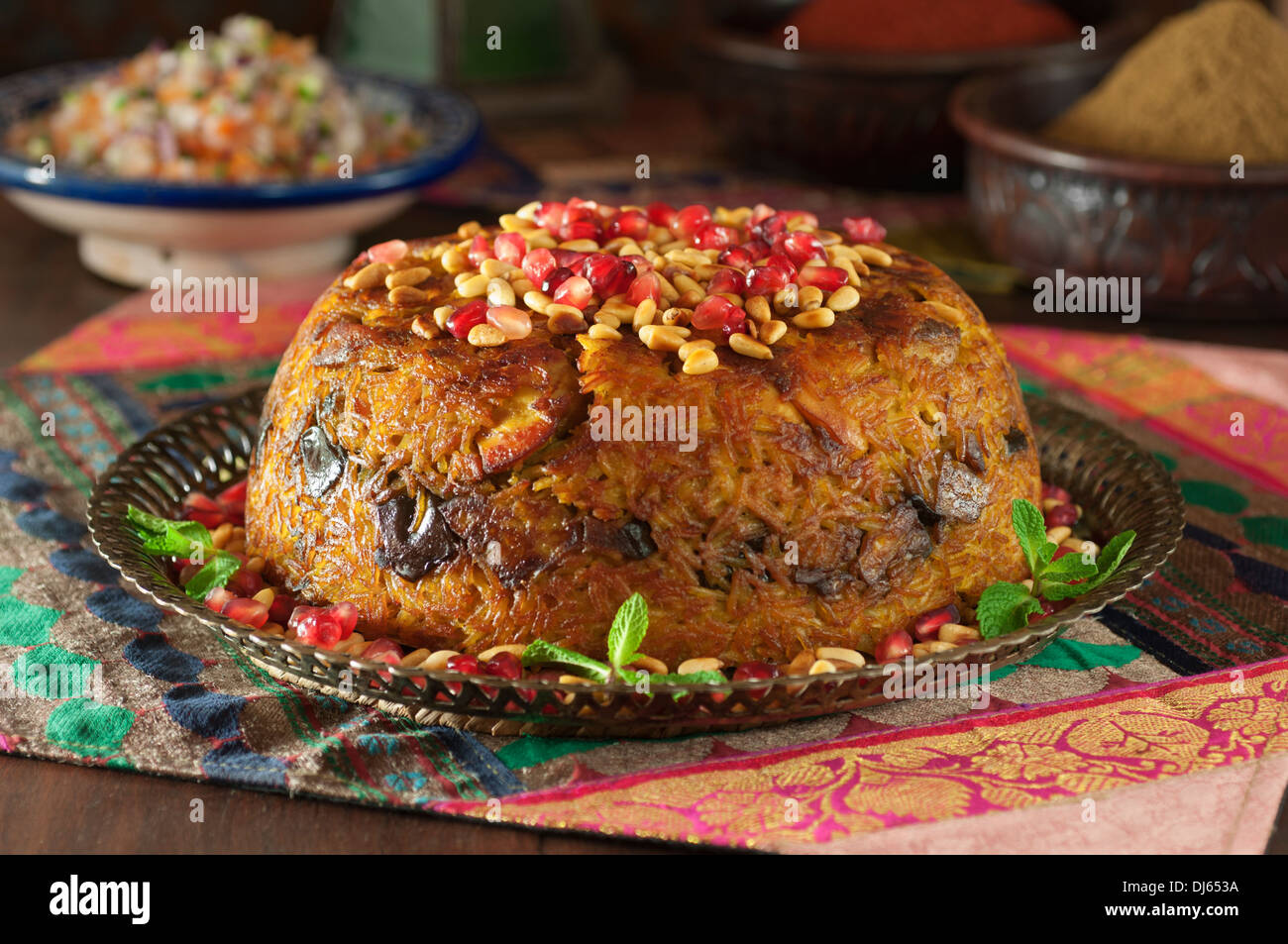 Chicken maqlooba upside down chicken and rice dish middle east chicken maqlooba upside down chicken and rice dish middle east food forumfinder Image collections