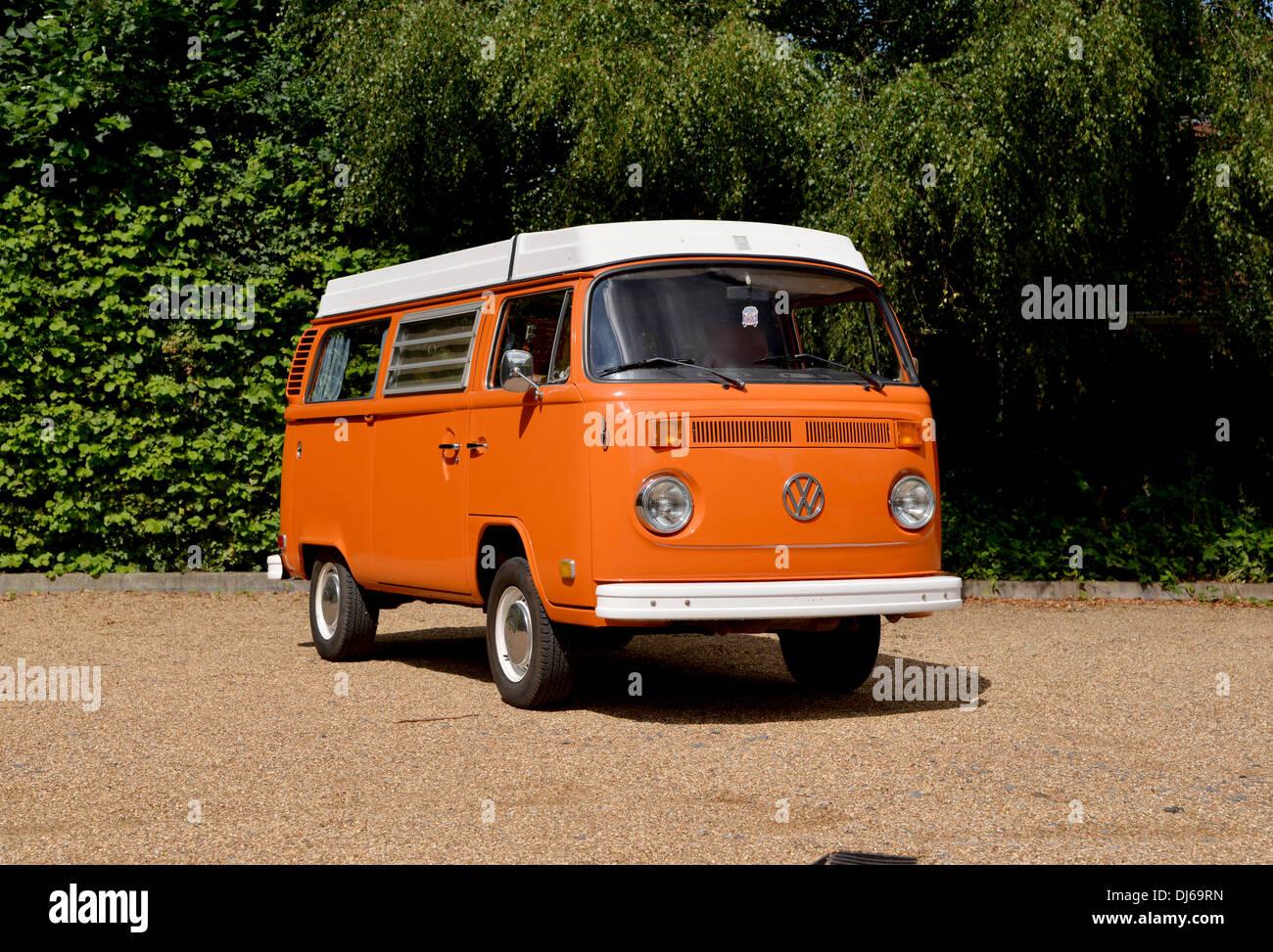 1974 vw type 2 bay window camper van micro bus westfalia. Black Bedroom Furniture Sets. Home Design Ideas