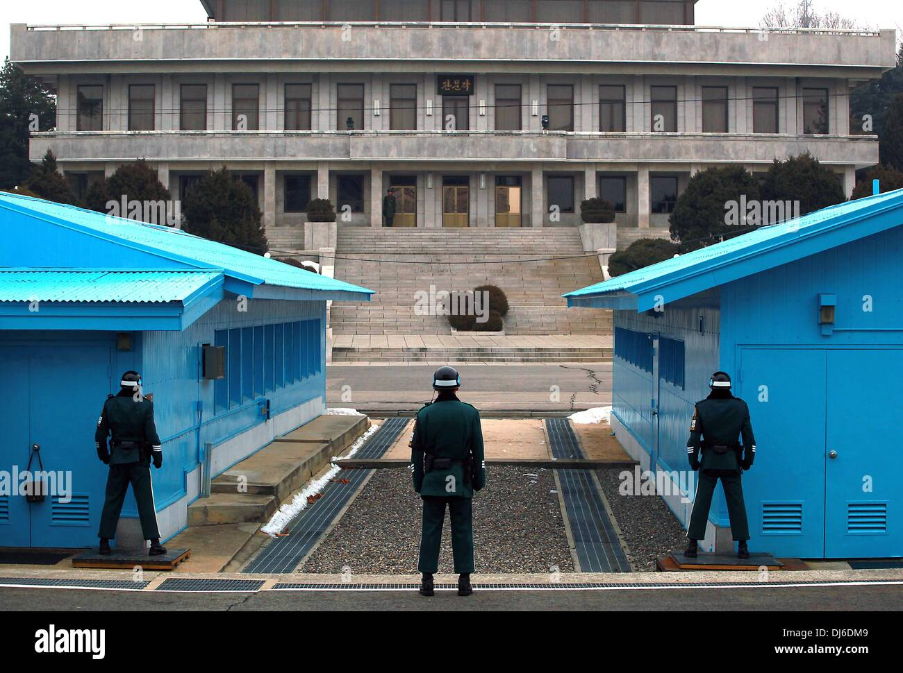 Korean Demilitarized Line Stock Photos Amp Korean