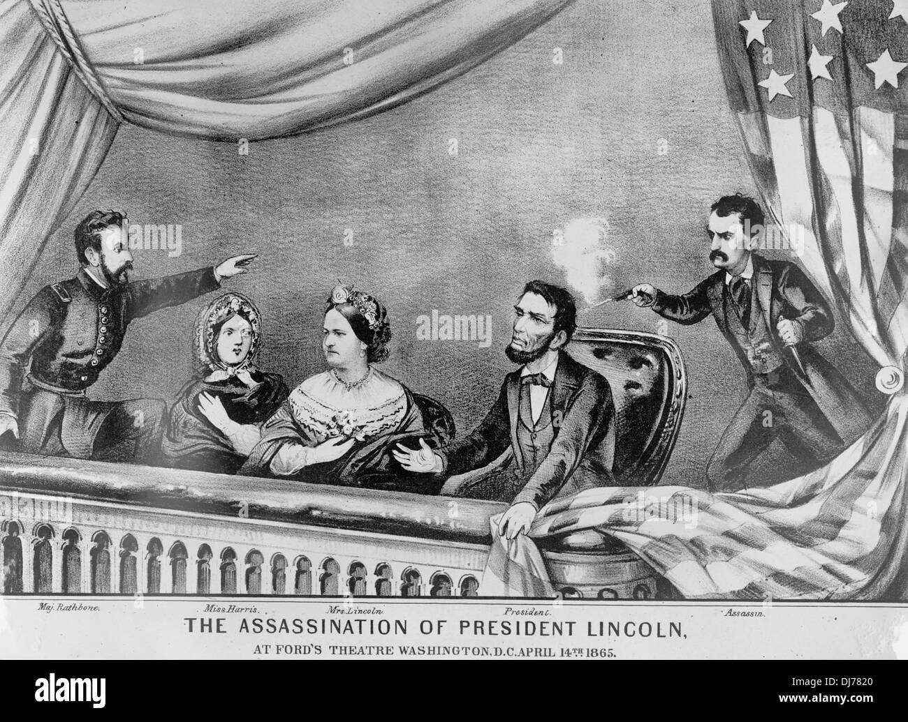 account of the assassination of president abraham lincoln I taught american history for 28 years and was particularly interested in abraham lincoln's assassination for 24 years my students did a mock trial simulating the real one that followed the assassination in 1865.