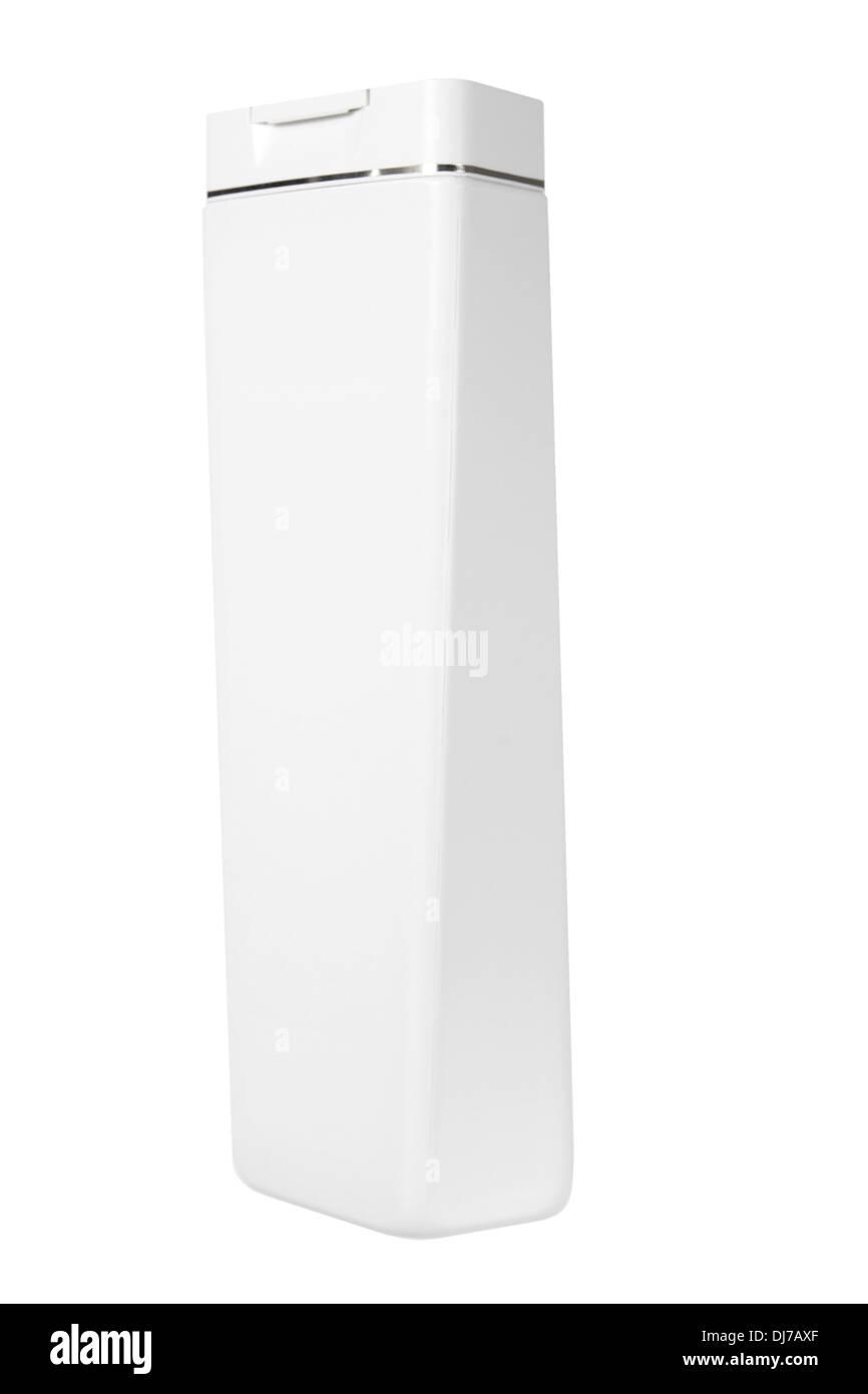 Bottle of Shampoo - Stock Image