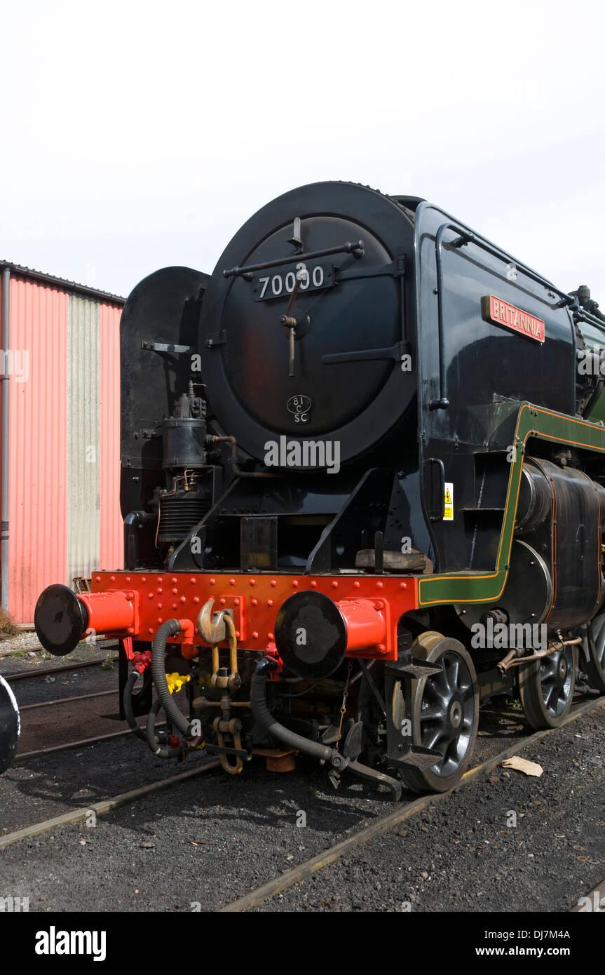 Br Standard Class 7 Stock Photos & Br Standard Class 7 Stock