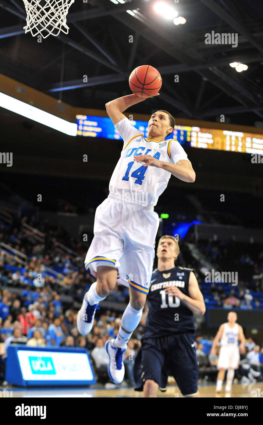 outlet store cf956 2d0c5 Los Angeles, CA, USA. 24th Nov, 2013. UCLA Bruins guard Zach ...