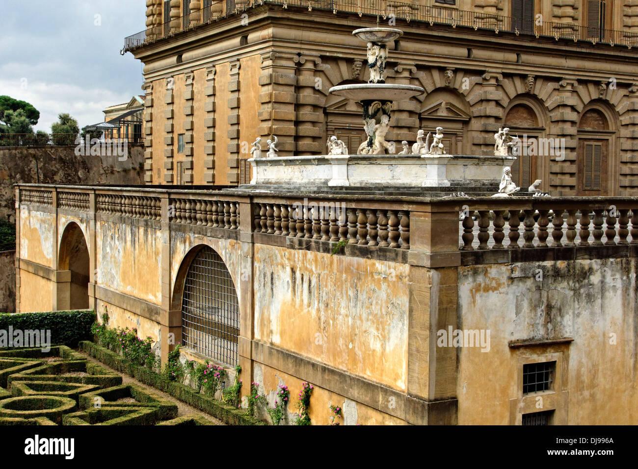 Palazzo pitti florence stock photos palazzo pitti for Palazzo pitti