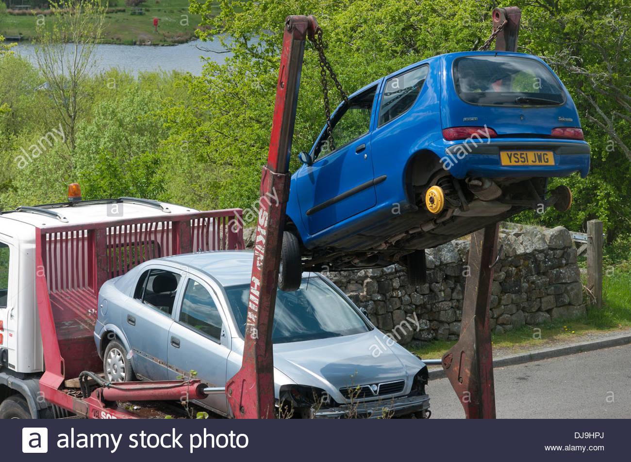 Belfast Scrap Car Parts