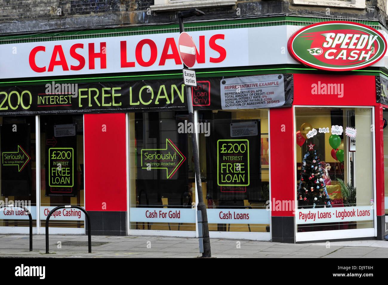 Loans Shops