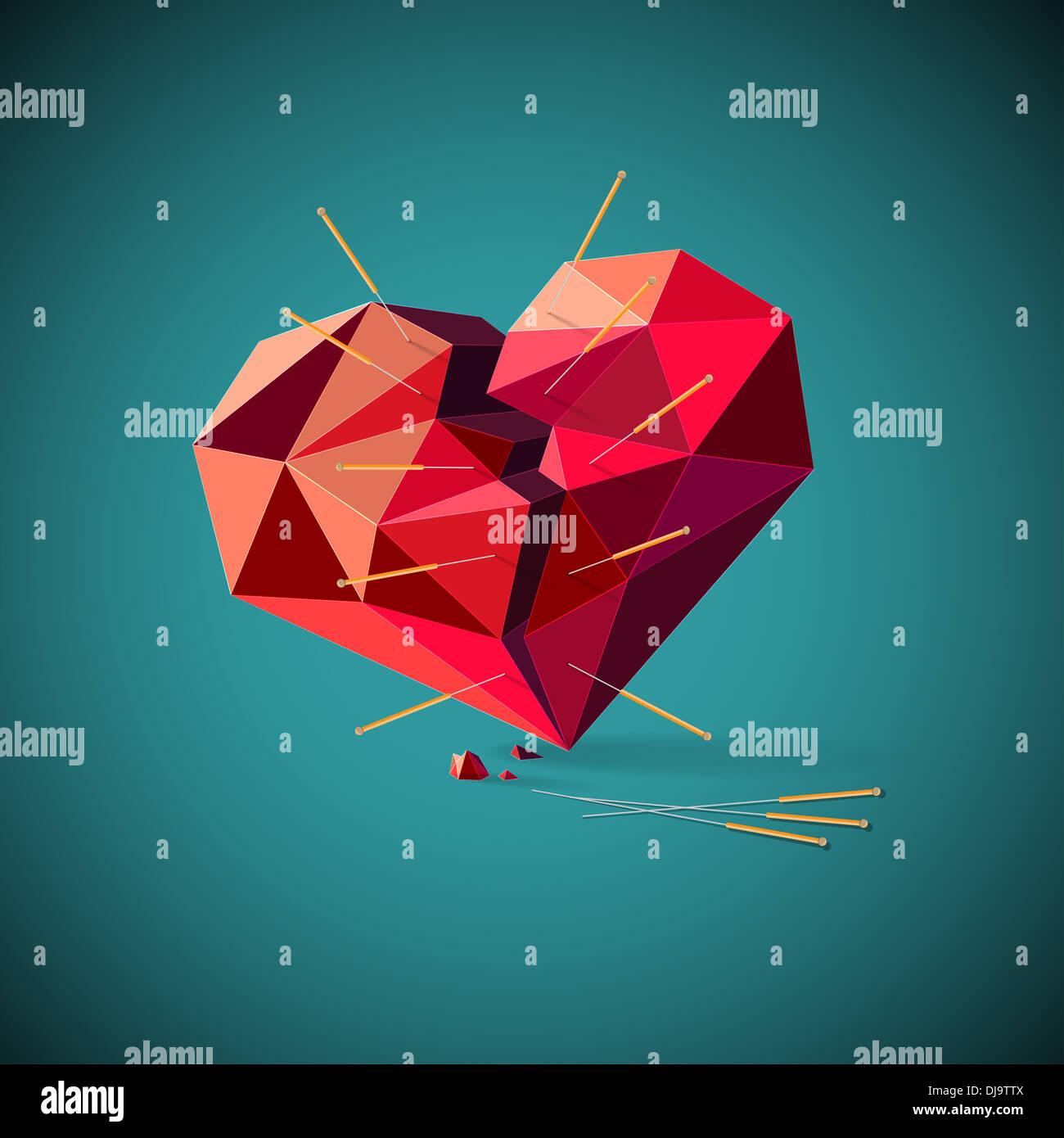 Broken Heart Stock Photos & Broken Heart Stock Images - Alamy